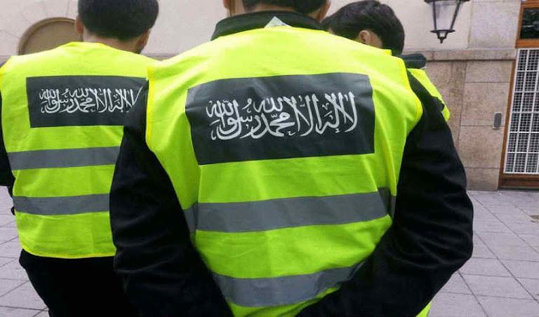 Patrulha da Sharia aterroriza Berlim