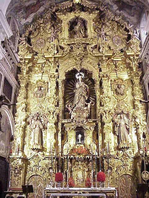 Convento Santa Rosalía - Sevilla