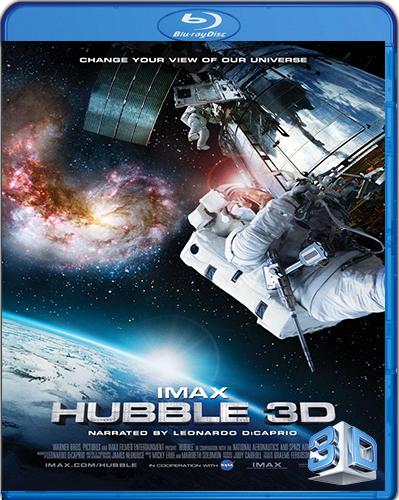 IMAX: Hubble [BD25] [3D] [2010] [Latino]