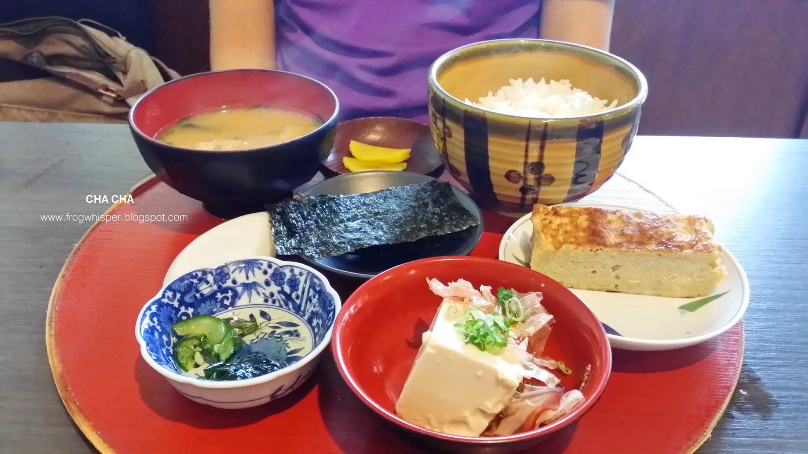 Cha Cha Japanese Restaurant Kuantan