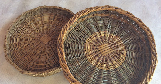 Pajunpunontaa Willow basketry