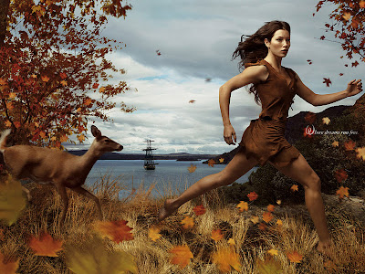 Annie Leibovitz Dream Portrait Series