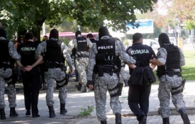 Τα Σκόπια οδεύουν προς εμφύλιο;