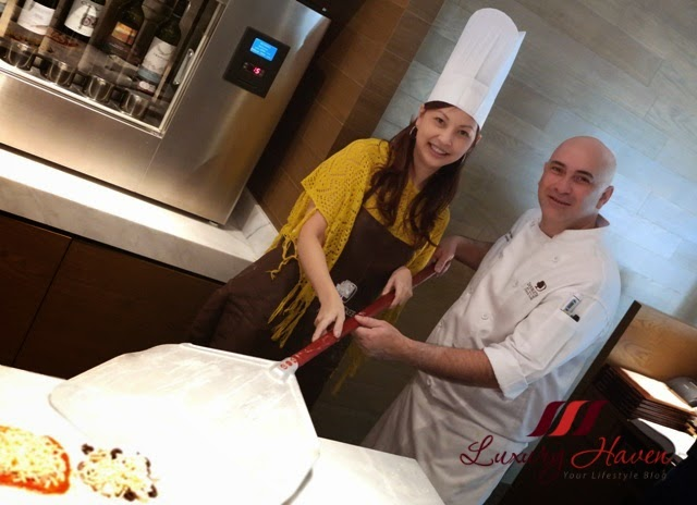luxury haven doubletree hilton executive chef jaffery othman