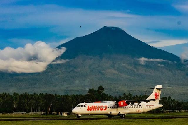 Liburan dengan Pesawat Wings Airline
