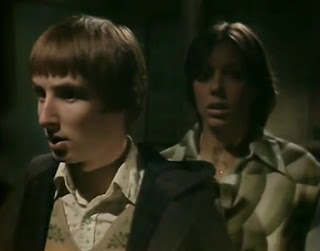 Paul Henley and Jenny Agutter in Shadows - The Waiting Room