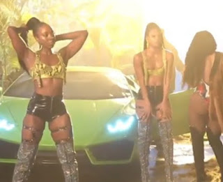 watch Nicki minaj video