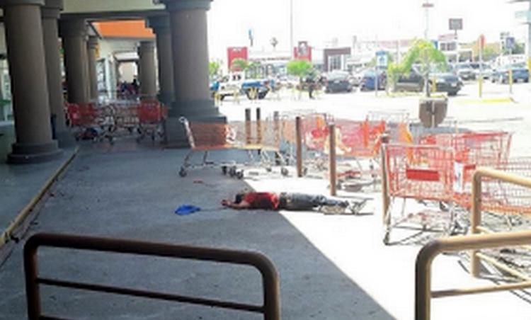 Matan a dos halcones frente a plaza en Reynosa Tamaulipas