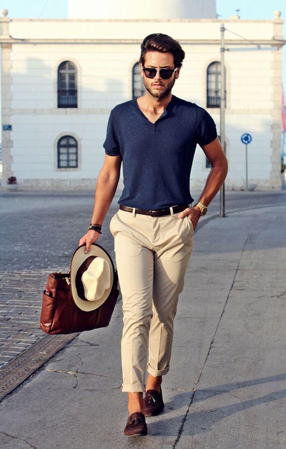 estilos masculinos que estão em alta na moda 2018