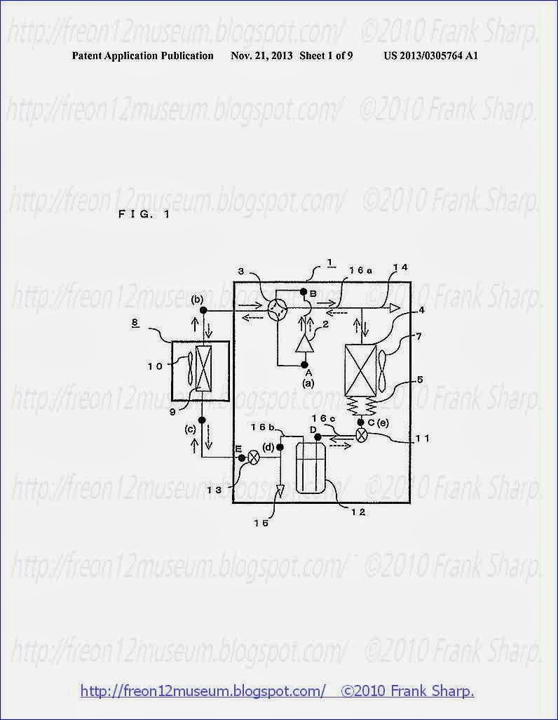 medium resolution of 1 is a schematic diagram illustrating a refrigerant circuit of an air conditioning apparatus according to embodiment 1 of the present invention