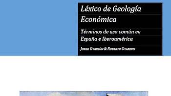 Manual Lexico para geologia economica