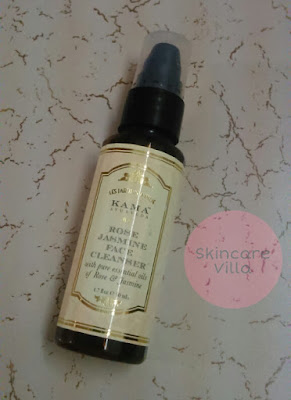 Kama Ayurveda Rose Jasmine Face Cleanser Review