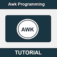 [Apps] Awk Programming Tutorial