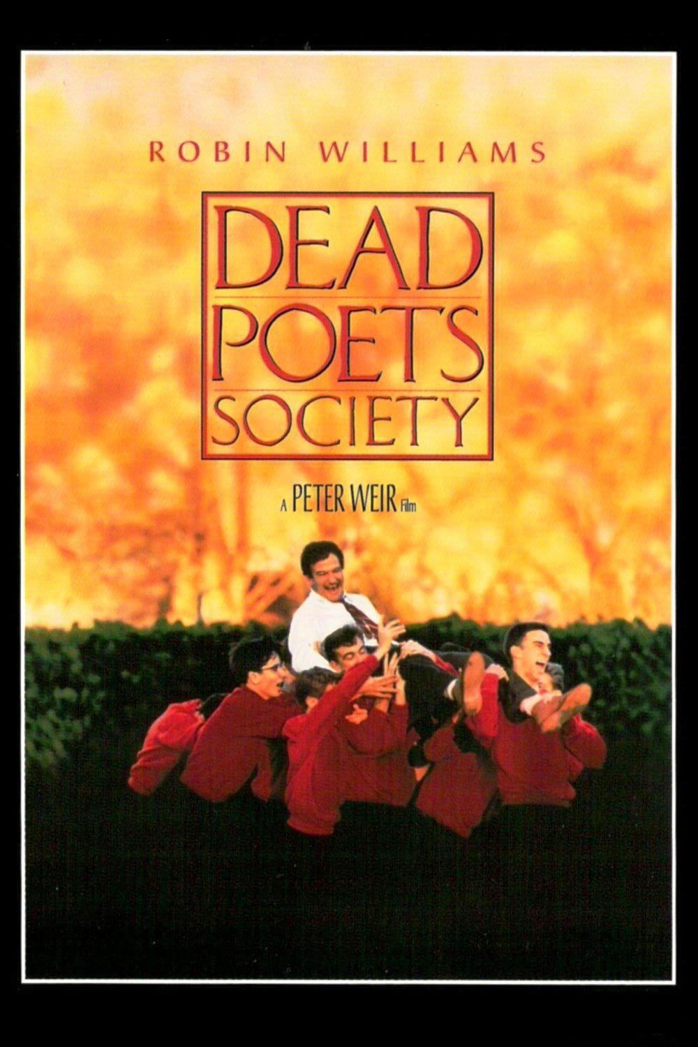 My Analysis of Dead Poet's Society