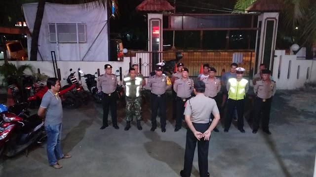 TNI dan POLRI Saling Bekerja Sama Adakan Patroli Cipkon di Bulan Ramadhan