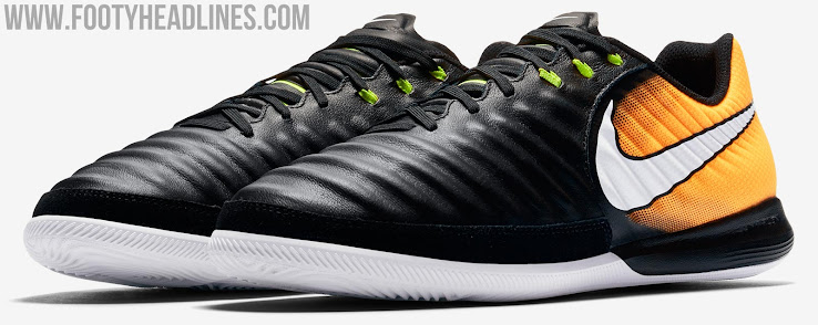 979d00df2 Having unveiled the 7th generation of the Tiempo Legend, Nike was quick to  give us a first look at the new TiempoX Finale, its indoor counterpart.
