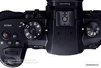 GH5の上面写真