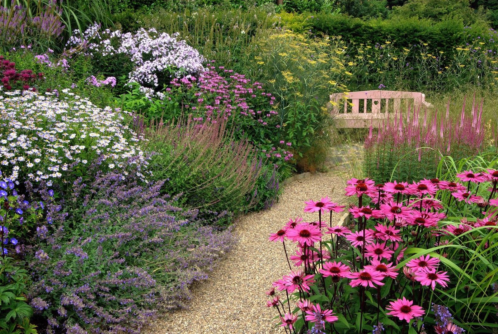 Arte y jardiner a Plantas y jardines