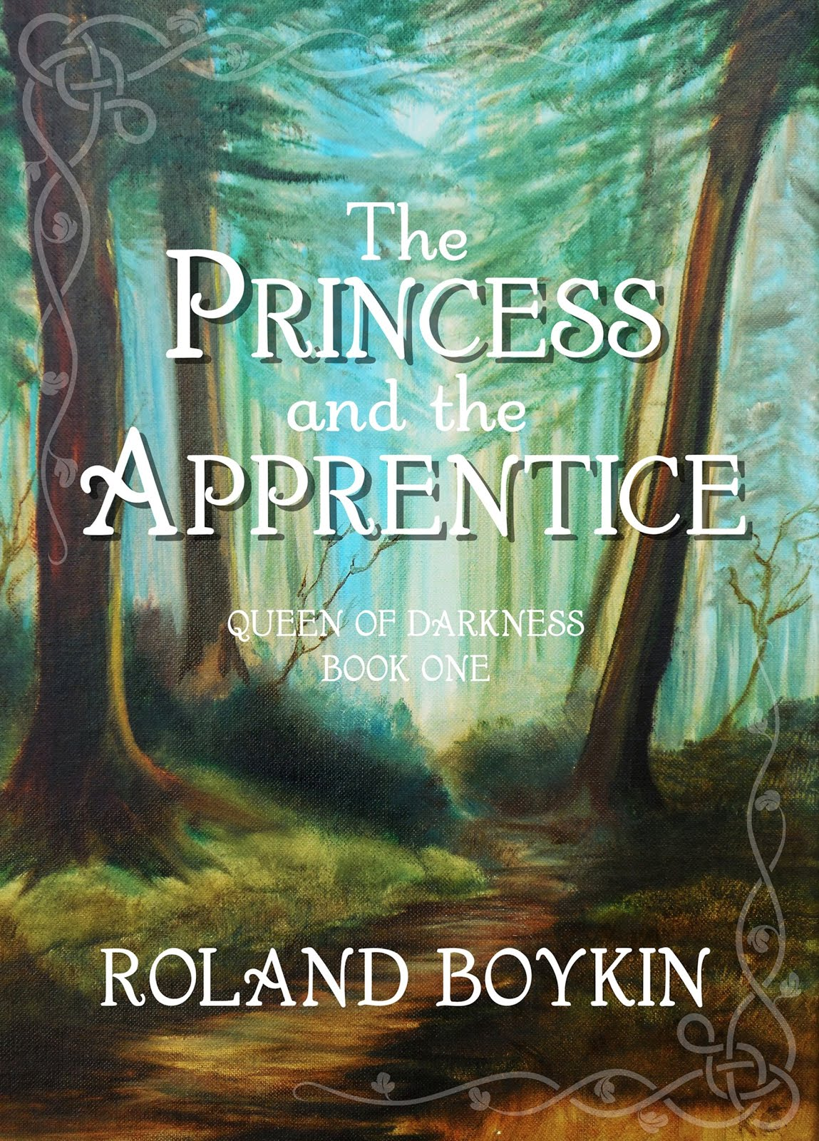 Books by Roland Boykin
