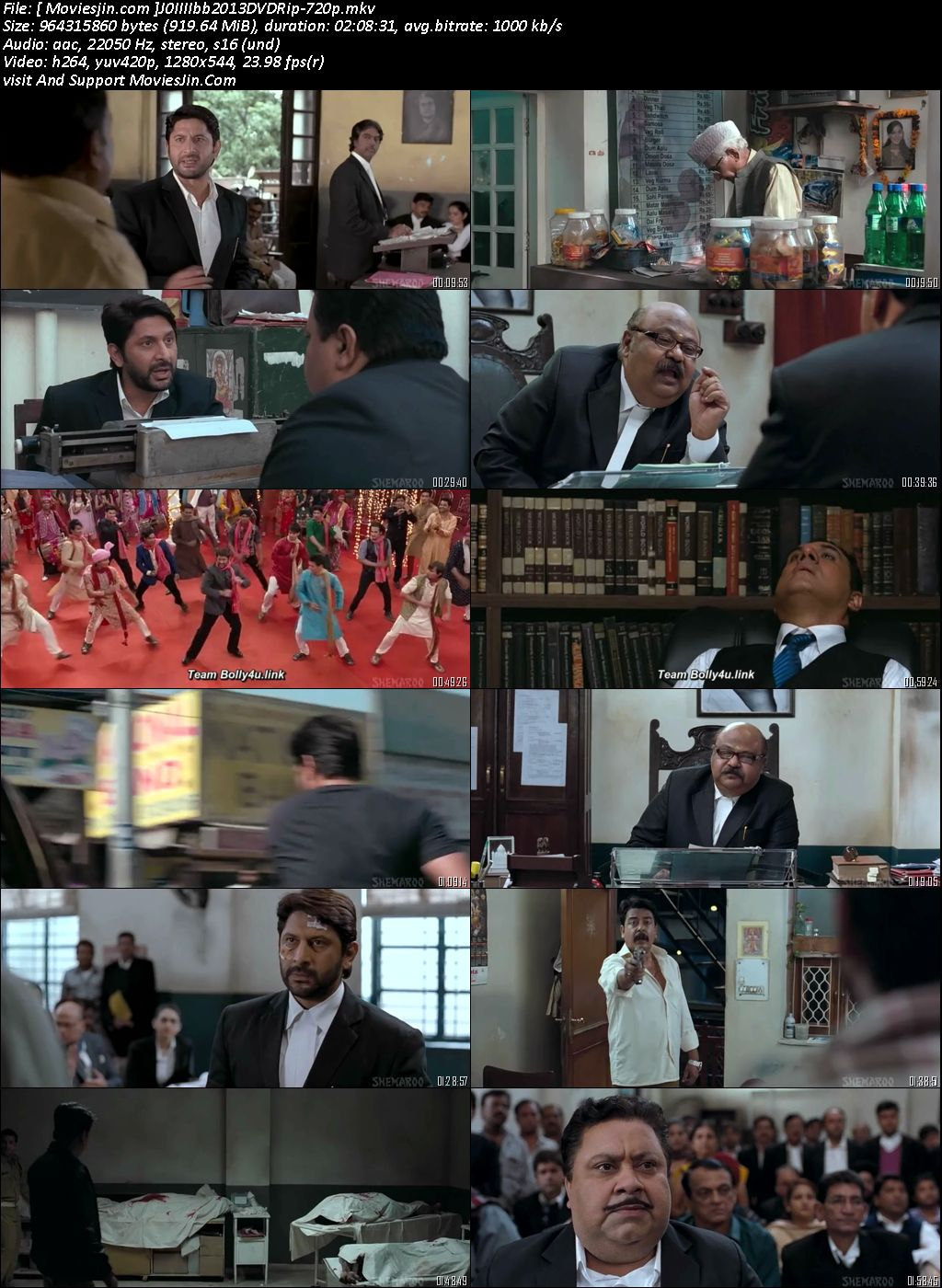 Jolly LLB 2013 Download Full Movie 720p DvDRip