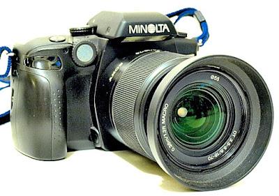 Minolta Maxxum 70, Sony DT 18-70mm f/3.5-5.6