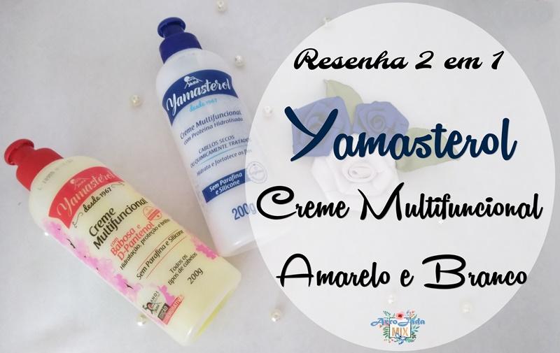 Yamasterol Creme Multifuncional