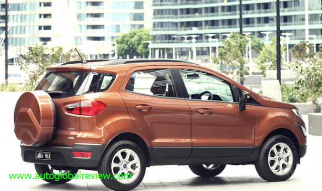 All New Ecosport 1.5l Ambiente