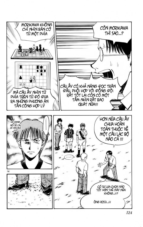 Fantasista chap 5 trang 14