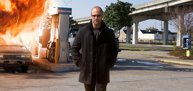 Jason Statham în filmul The Mechanic