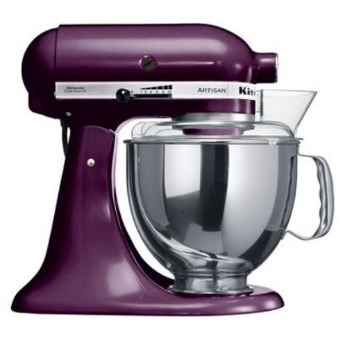 Mixer Kitchenaid Ksm155gbca Artisan Design Series Quart