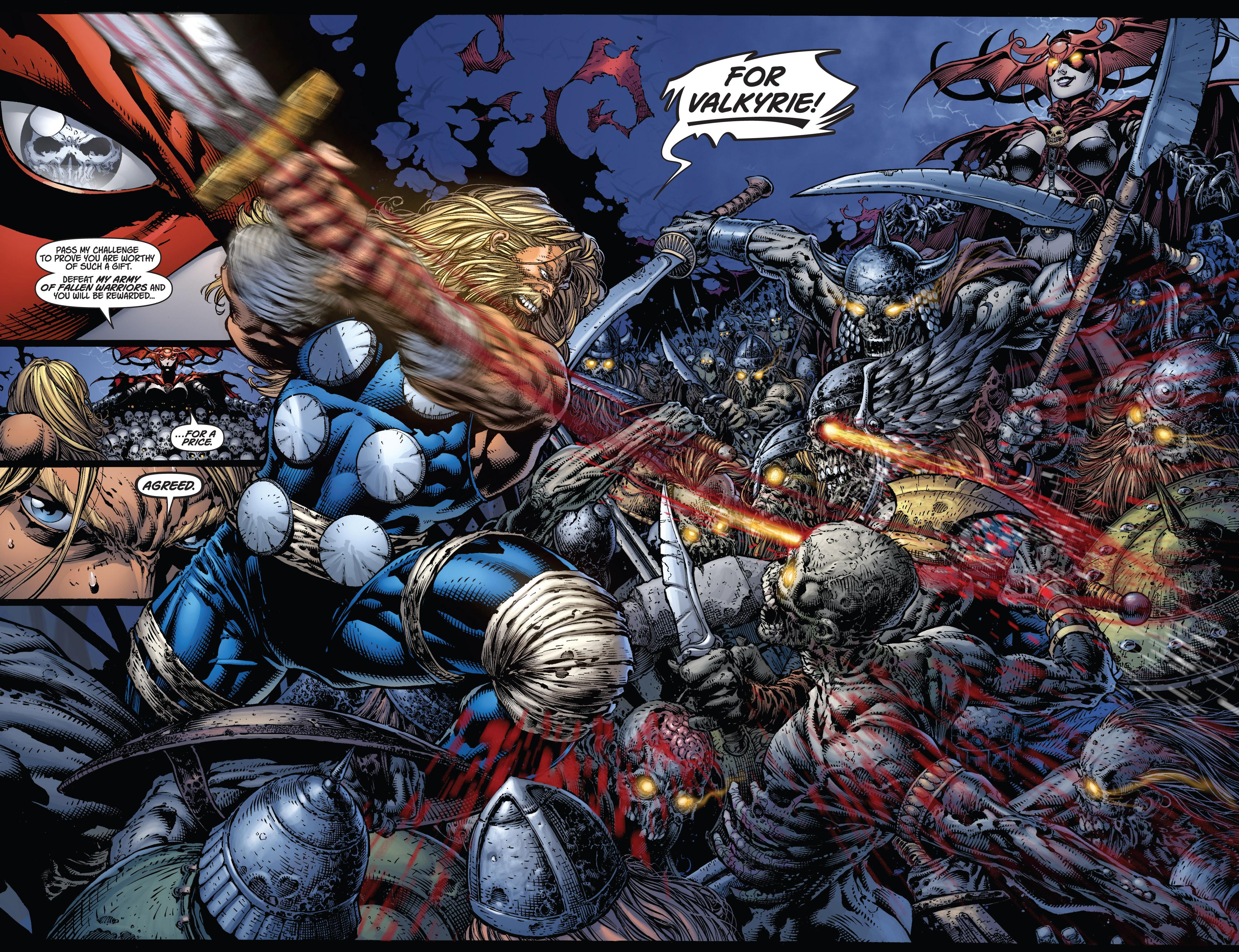 Read online Ultimatum comic -  Issue #2 - 18