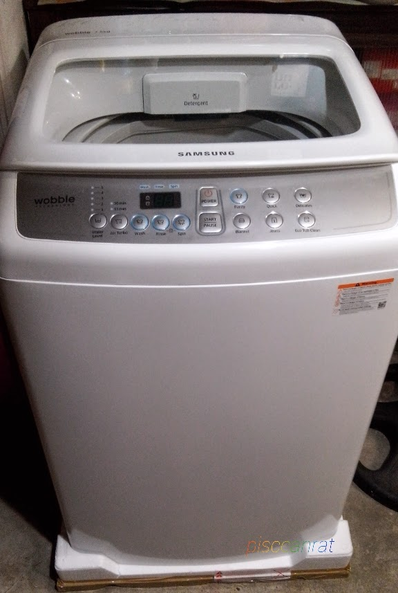 Samsung, Fully Automatic Topload Washing Machine, Wobble WA75H4200SW 7.5 kg, price, review,