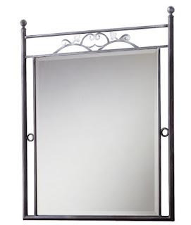 Espejo Eros de Forja