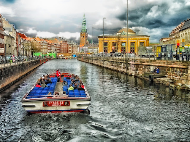 אלו הם המלונות המומלצים ביותר בקופנהגן ב-2018/2019