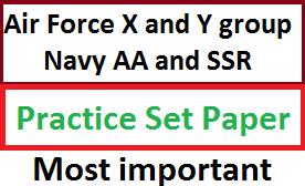 Navy Ssr Model Paper Pdf