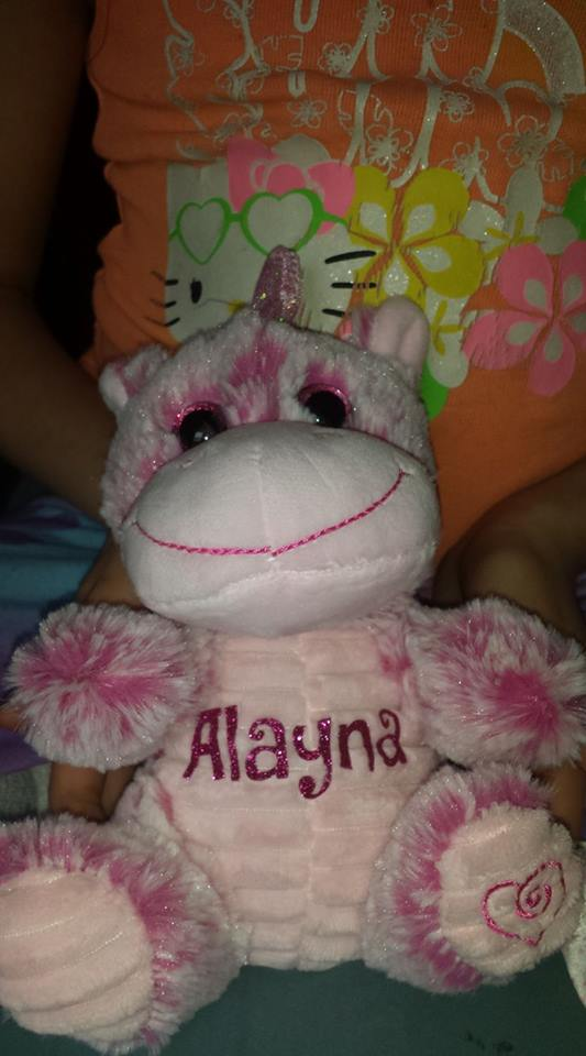chitchatmom  add a personalized stuffed animal to kids u0026 39  easter basket by littlest love handmade