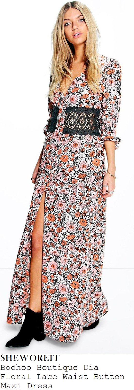 jodie-marsh-boohoo-boutique-dia-floral-lace-waist-button-maxi-dress
