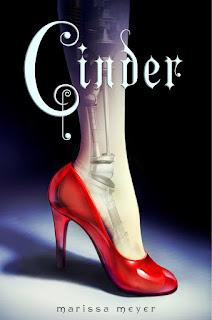 Cinder , As Crônicas Lunares #1 de Marissa Meyer