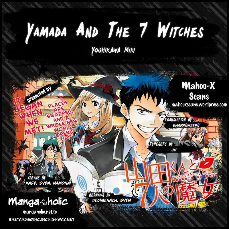 Yamada-kun to 7-nin no Majo 79