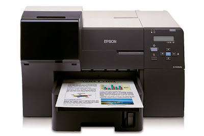 Download Epson B-500DN Business Color Inkjet printer driver & setup guide