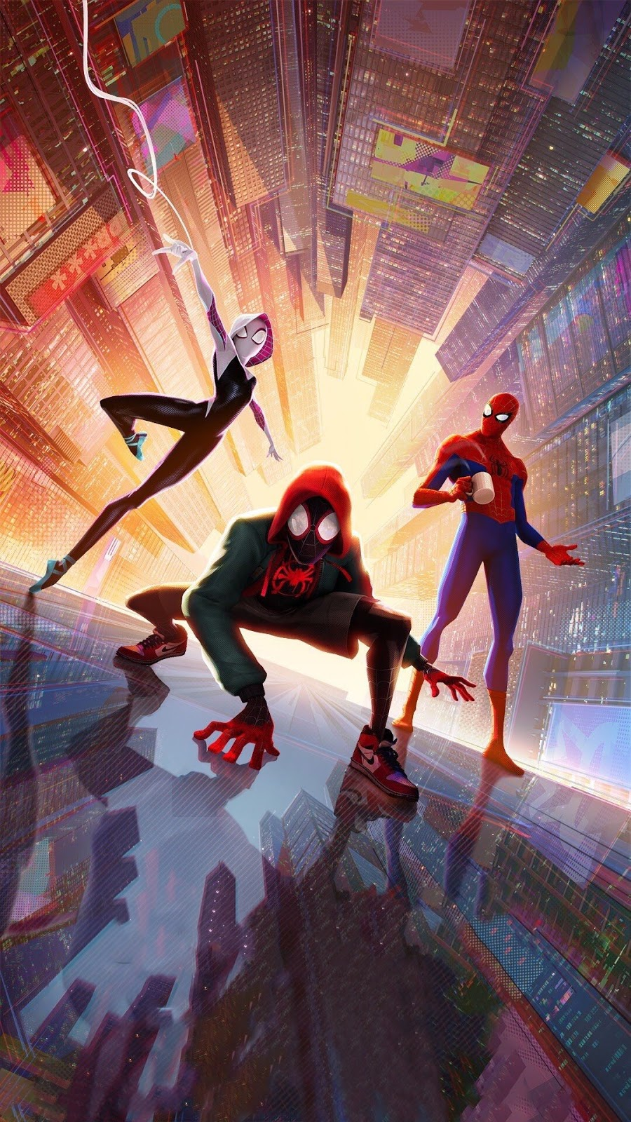 Spider verse textless