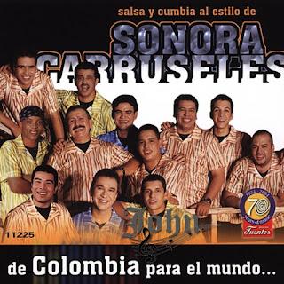 Sonora Carruseles De Colombia Para El Mundo