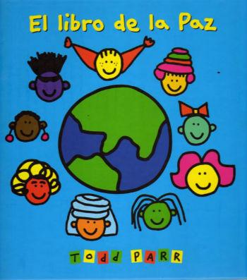 libros infantiles y juveniles para educar en la paz: el libro de la paz