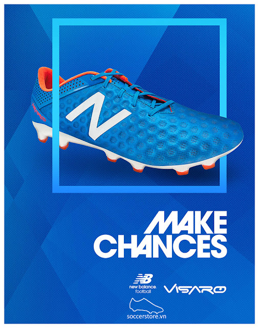 New Balance Visaro Blue