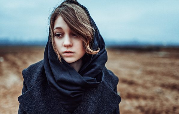صور بنات حزينة كيوت جميلة 2018 غلاف صورة بنت حزينة تشعر بالحزن و غاضبة