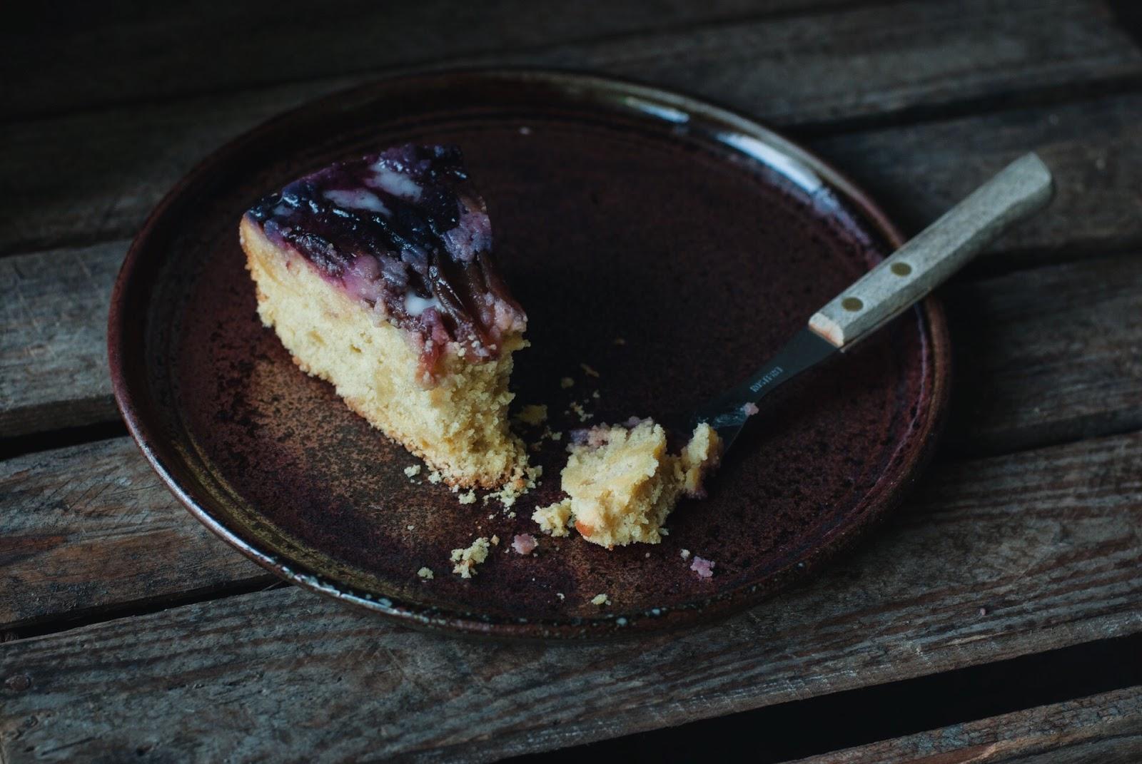 Bezglutenowe ciasto na maślance