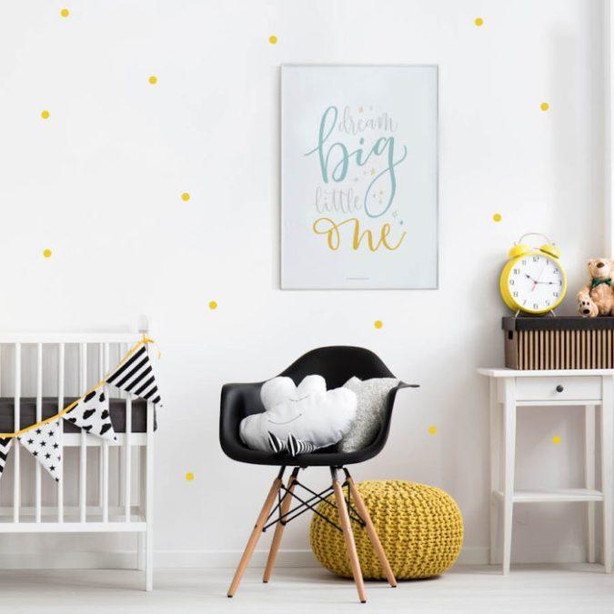 Decorar habitación infantil estilo escandinavo