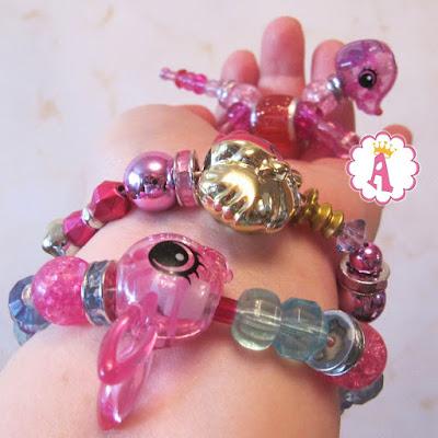 Детские браслеты игрушки Твисти Петс