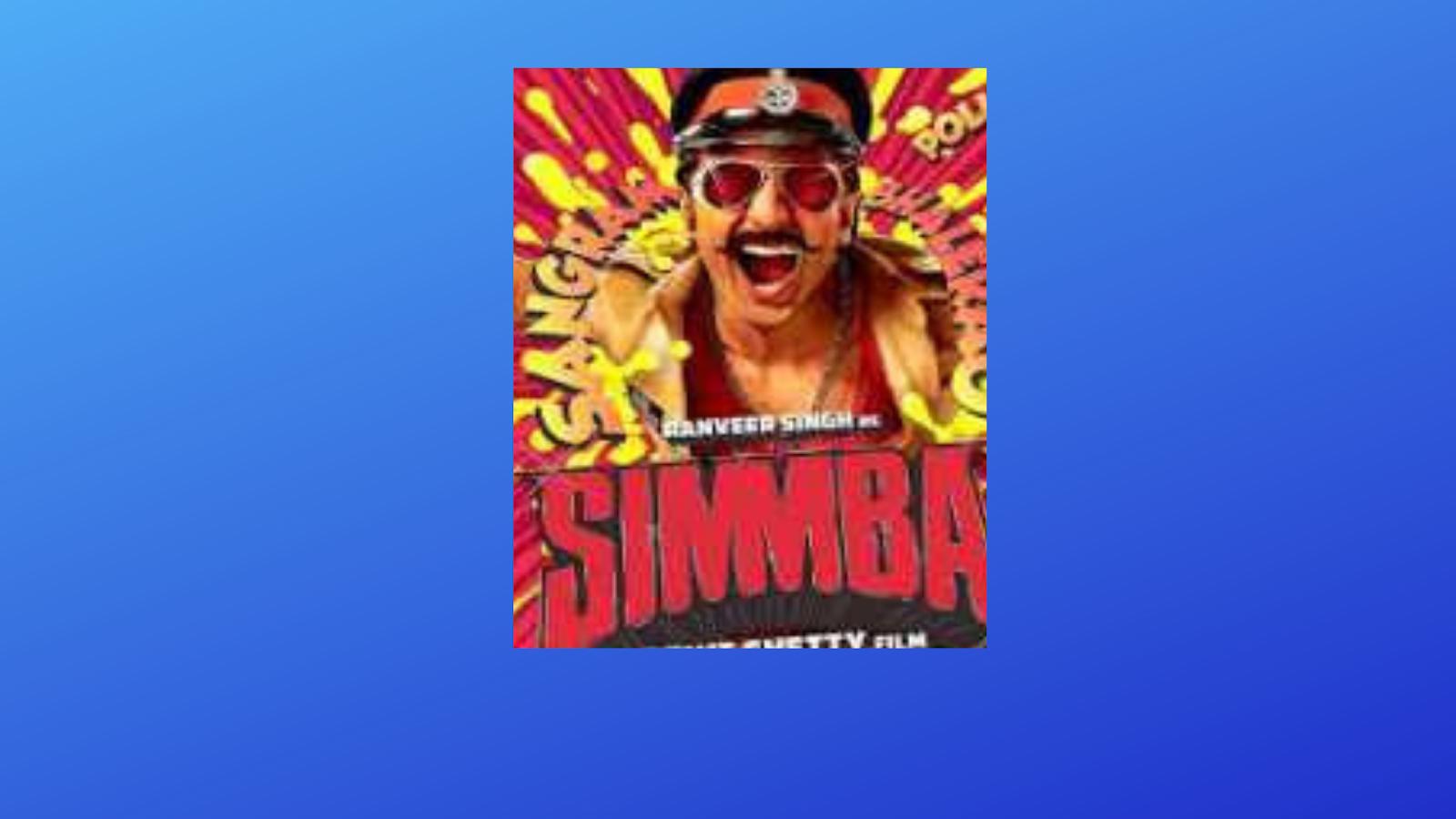 Simmba 2018 Hindi Movie Mp4moviez Hd Mp4 Movieslatest Bollywood