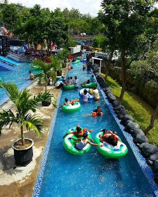 Lokasi Dan Harga Tiket Masuk Kediri Waterpark Terbaru
